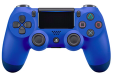 Джойстик DualShock 4 для Sony PS4 (Blue)