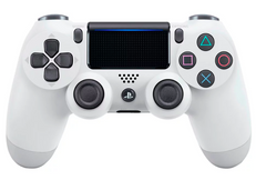 Джойстик DualShock 4 для Sony PS4 (White)