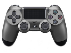 Джойстик DualShock 4 для Sony PS4 (Steel Black)