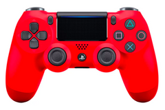 Джойстик DualShock 4 для Sony PS4 (Red)