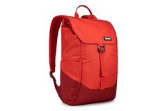 Backpack THULE Lithos 16L TLBP-113 Lava/Red Feather