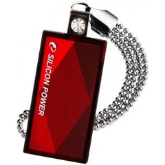 USB-флеш-накопитель Silicon Power Touch 810 8GB Red