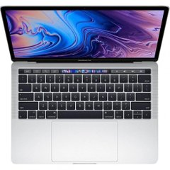Apple MacBook Pro 15'' Retina 256Gb Silver with Touch Bar (MV922) 2019