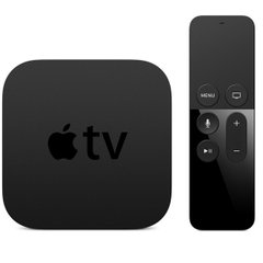 Медиаприставка Apple TV 4K 64GB (MP7P2)