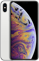 Apple iPhone Xs Max 64Gb Dual Sim Silver
