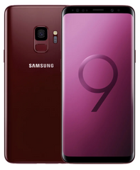 Смартфон Samsung Galaxy S9 Burgundy Red 128GB