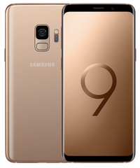 Смартфон Samsung Galaxy S9 Sunrise Gold 64GB