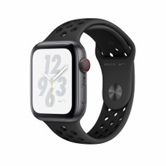 Apple Watch Nike+ Series 4 GPS + LTE 44mm Space Gray Aluminum Case with Anthracite/Black Nike Sport Band