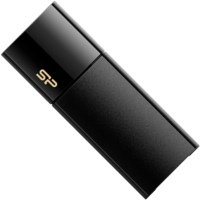 USB-флеш-накопитель Silicon Power Ultima U05 8Gb Black